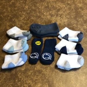 8 sets of infant Socks (#2604)
